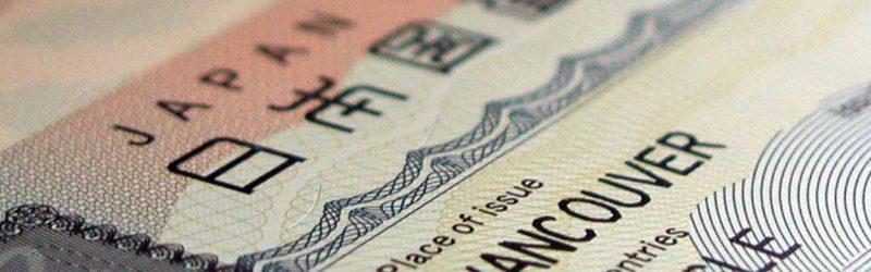 Japanense Visa