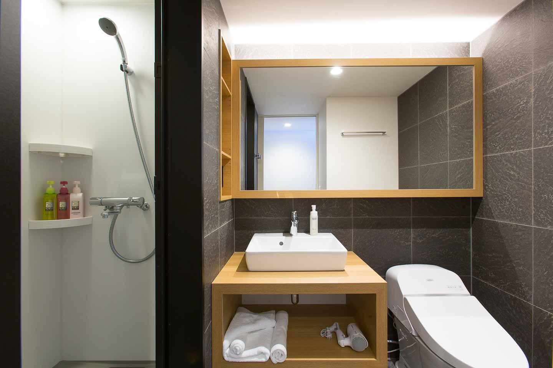 Always Niseko Bathroom