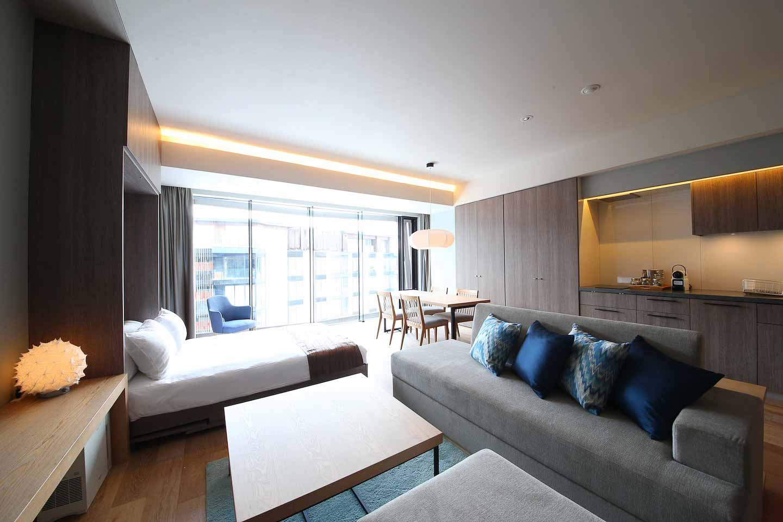 Aya Niseko 1.5 Bedroom Apartment