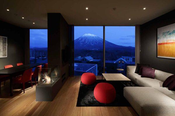 Terrazze Niseko Living Room 2