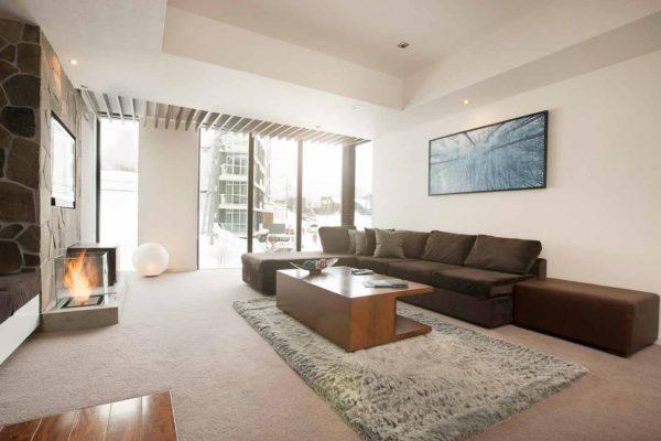 The Vale Niseko Living Room 2