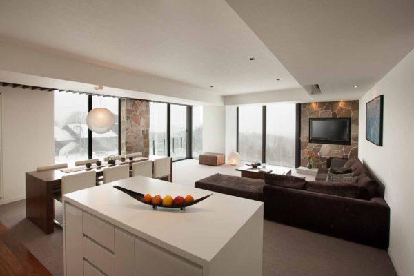 The Vale Niseko Living Room