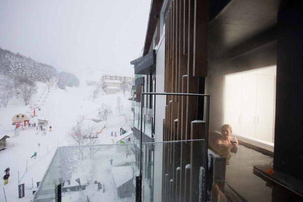 The Vale Niseko Ski-side Onsen