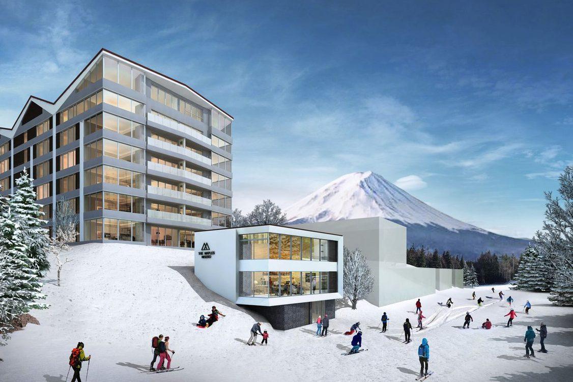 The Maples Niseko Ski-in Ski-out